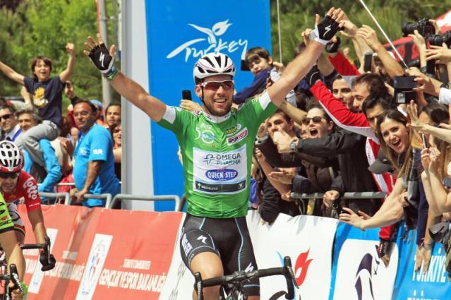 Mark Cavendish - Tour of Turkey 2014 8. Etap (İstanbul - İstanbul)