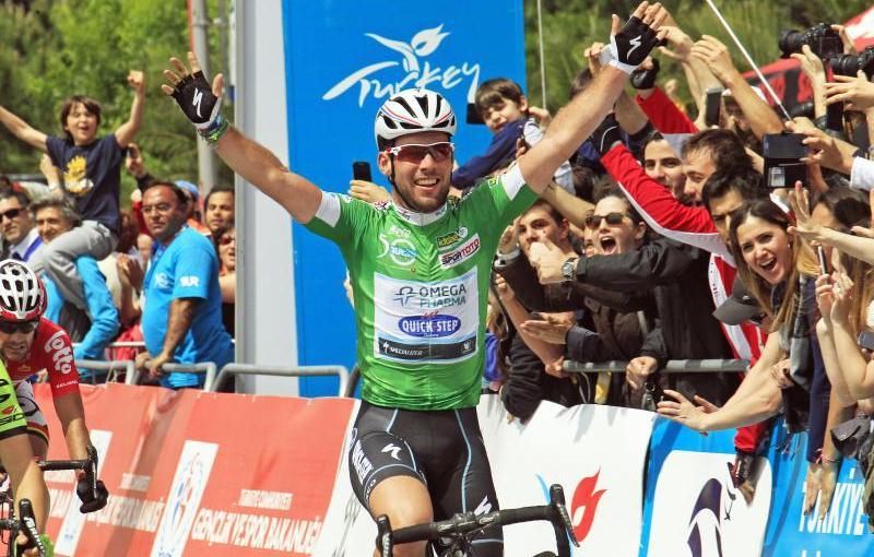 Mark Cavendish ve Tom Boonen Tour of Turkey'de!