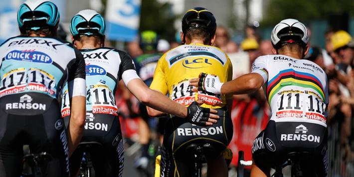 Dinlenme Günü :: Tour de France(Hatırlatmaç)