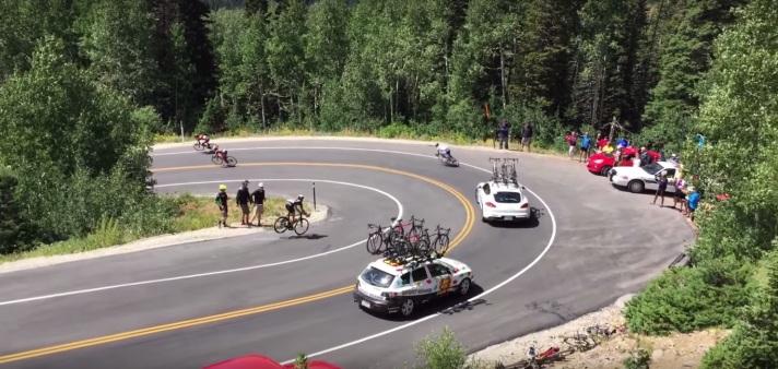Tour of Utah 2015 - 6. etap - Matthew Brammeier
