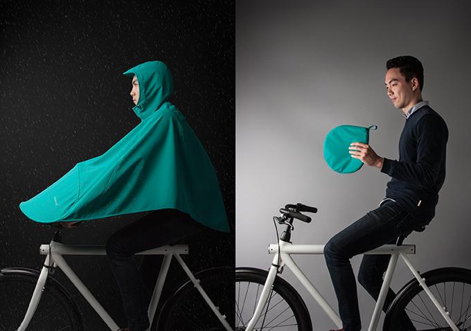 Boncho Bisiklet Yağmurluğu