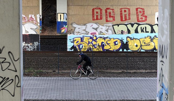 Almanya'dan 100 Kilometrelik Bisiklet Otobanı - 02