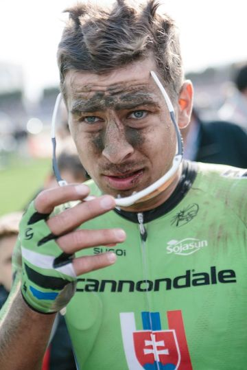 Peter Sagan / Paris-Roubaix 2014
