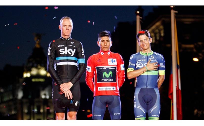 Vuelta a Espana 2016Değerlendirmesi