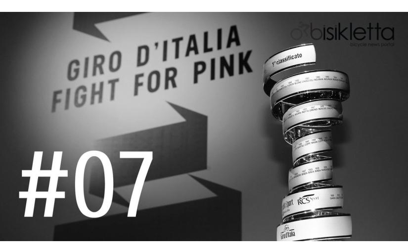 Podcast #07 – Giro d'Italia 2017'ye ÖnBakış