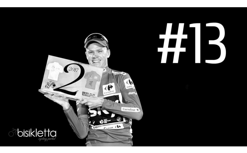 Podcast #13 – Vuelta a Espana 2017Değerlendirmesi
