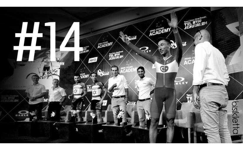Podcast #14 – Ahmet Örken ve Israel Cycling Academy'ye Transferi
