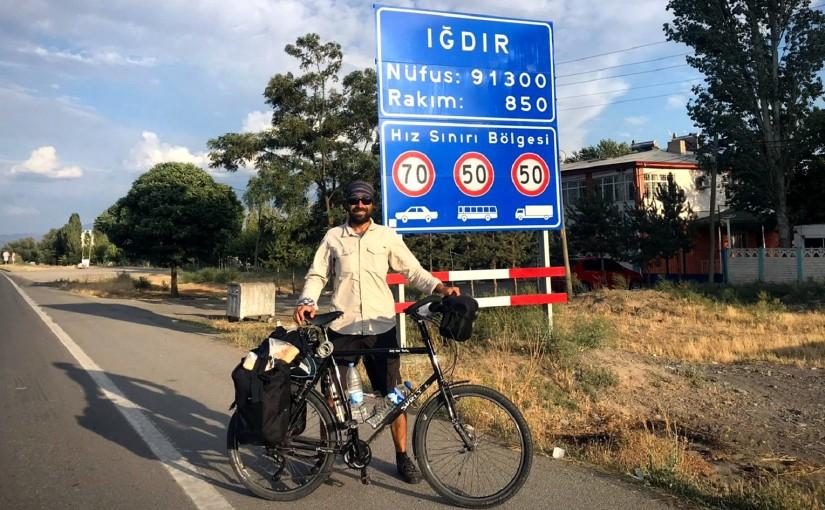Bisiklet Tutkunu Uygar Türk ile Tur BisikletçiliğiÜzerine